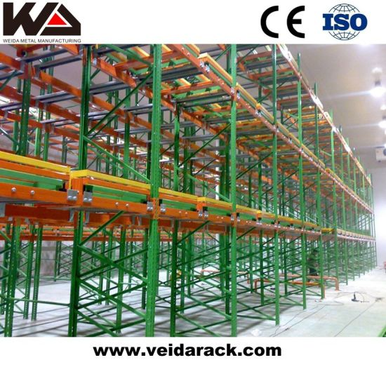 Warehouse Racks for Cold Storage