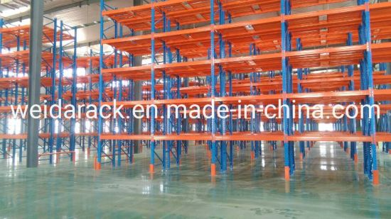 Warehouse Heavy Duty Selective Pallet Racking and Shelving System