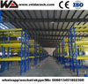 Warehouse Selective Metal Pallet Rack Storage System