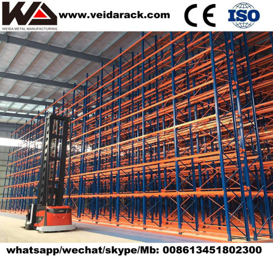 Warehouse Heavy Duty Narrow Racking