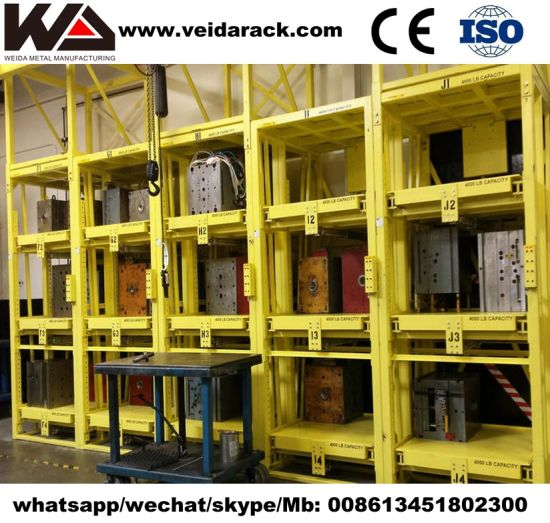 Heavy Duty Mould Storage Racks