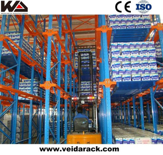 China Drive Through Racking System
