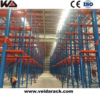 China Warehouse Drive Through Racking System