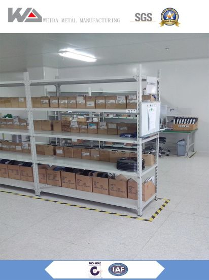 Light Duty Metal Shelving System Solutions