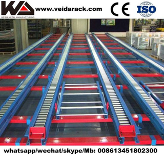 China Industry Gravity Rack