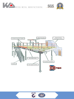 China Pallet Rack Mezzanine Systems