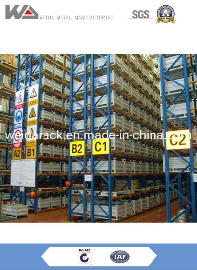 Chinese Metal Pallet Racking