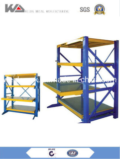 Warehouse Mold Storage Racking