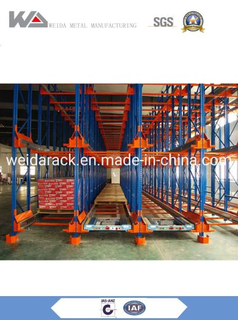 Customized Automation Pallet Runner Rack System
