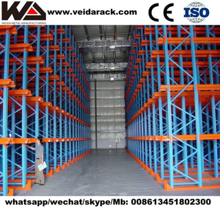 Cold Store Racking Systems