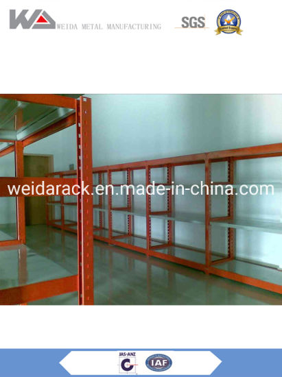 China Long Span Shelving System