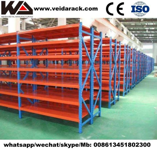 China Industry Warehouse Long Span Racking System