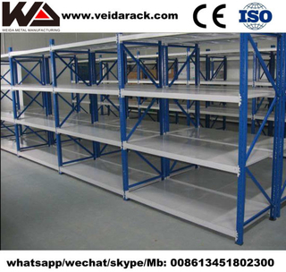 China Warehouse Long Span Racking System