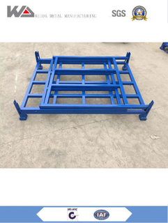Good Quality Stackable Steel Pallets