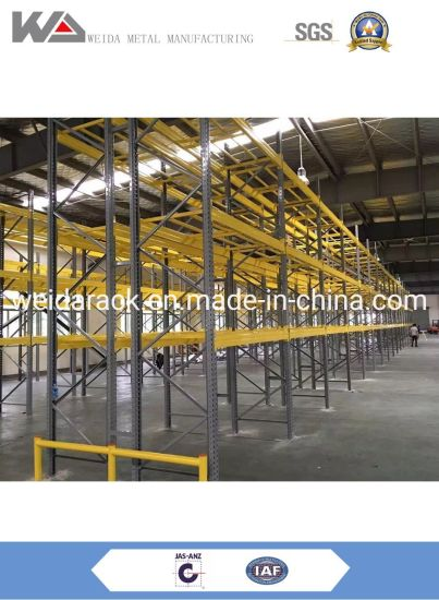Industrial Pallet Rack Shelving