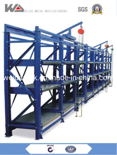 Injection Mold Storage Racks