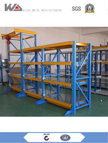 Heavy Duty Injection Mold Storage