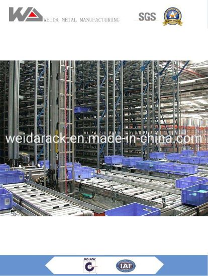 ASRS Racking Storage System