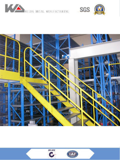 Automated ASRS Warehouse Storage And Retrieval Picking System
