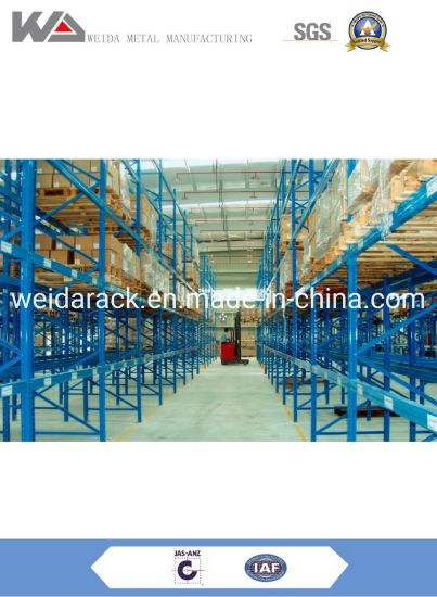 Commercial Pallet Racks with Powder Coating