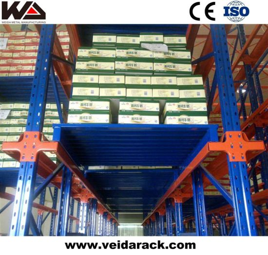 Industrial Drive in Pallet Racking System