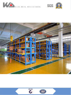 Cold Rolled Steel Mould Storage System