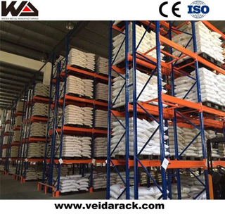 China Cold Storage Shelving