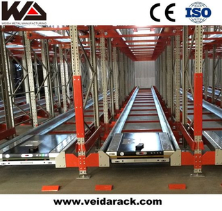 Industrial Warehouse Pallet Racks Heavy Duty System