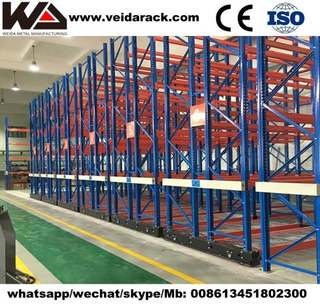 Heavy Duty Rolling Shelving Systems