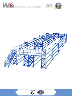 Medium Duty Structural Mezzanine Systems