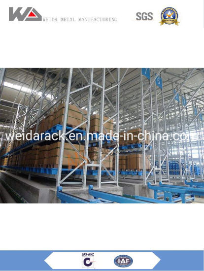 High Density Automated Vertical Storage System