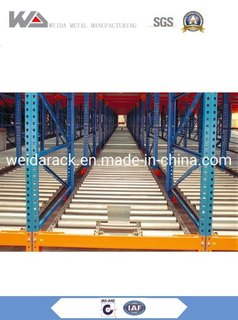 Selective Warehouse Radio Shuttle Racking
