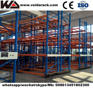 Industrial Mobile Shelving