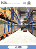 Warehouse Economic Radio Shuttle Racking System