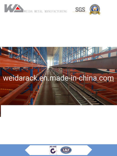 China Heavy Duty Gravity Shelves