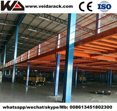 Warehouse Stainless Steel Platform