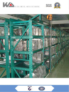 Heavy Roll out Mold Rack