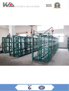 Metal Mold Storage Systems
