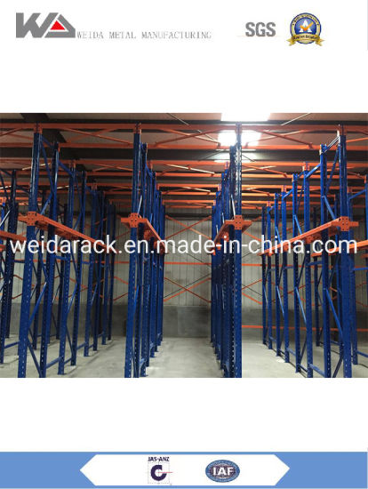 China Drive in Racking System