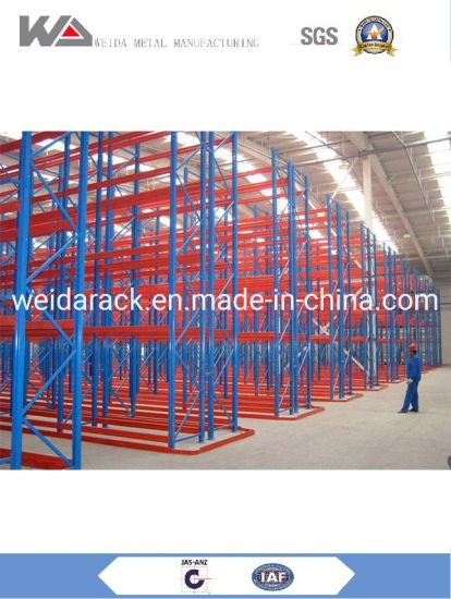 China Industry Drive Through Racking