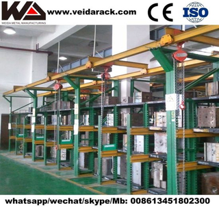 China Gravity Flow Racking System