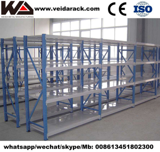 China Industrial Medium Duty Warehouse Shelving