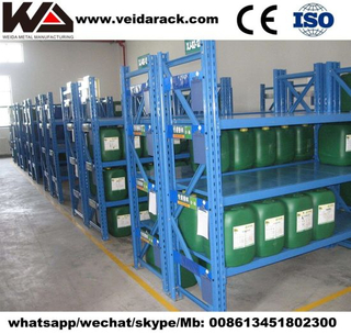 China Medium Duty Racking System