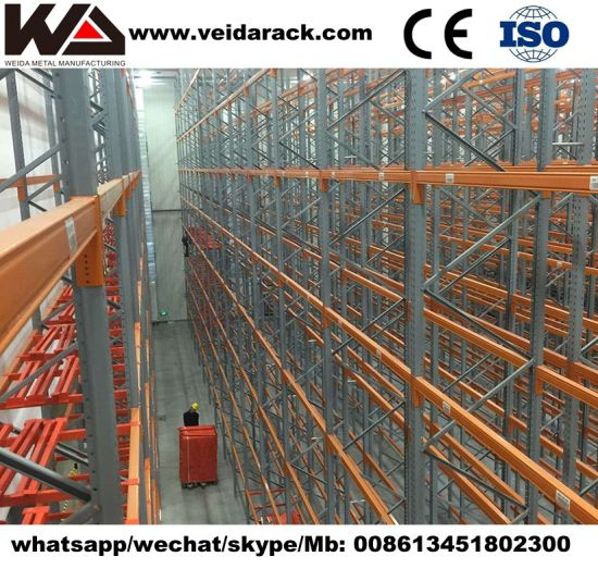 Heavy Duty Shelving System