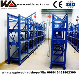 Industrial Injection Mold Racks