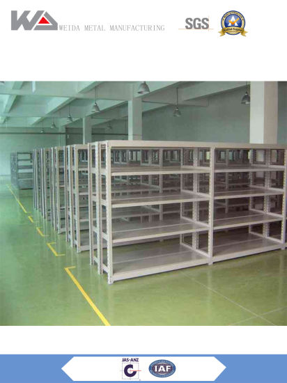 Light Duty Metal Steel Shelving